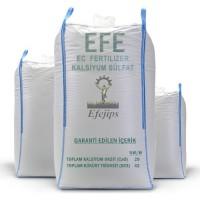 EFE KALSİYUM SÜLFAT 1 Ton